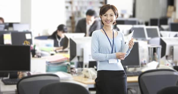 オフィス内のCO2濃度は適正値ですか?