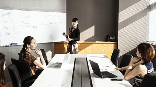 6.リモートワーク中心の働き方スタイルで活用できるオフィス
