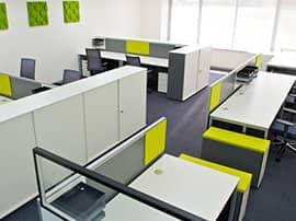 一人当たりのオフィス面積・事務所面積調査